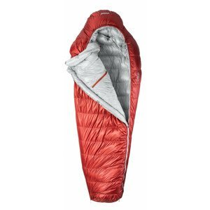 Spacák Patizon DPRO 890 192 cm Zip: Levý / Barva: červená