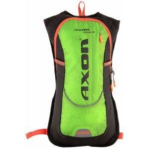 Cyklistický batoh Axon Brook 8 l Barva: zelená