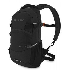 Dětský batoh Acepac Flite 6 Barva: černá