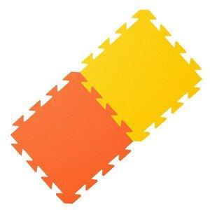 Pěnový koberec Yate pěnový koberec Barva: žlutá/oranžová