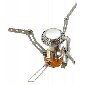 Plynový vařič Cattara Plynový vařič kempingový GAS Barva: stříbrná