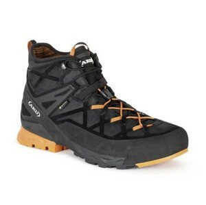 Trekové boty Aku Rock Dfs Mid Gtx Velikost bot (EU): 46,5 / Barva: černá