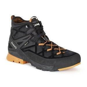 Trekové boty Aku Rock Dfs Mid Gtx Velikost bot (EU): 44,5 / Barva: černá