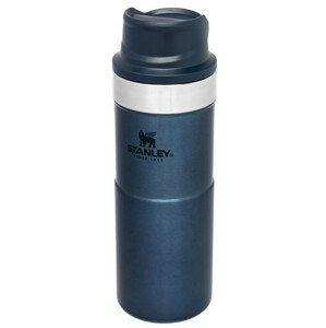 Termohrnek Stanley Classic Trigger Action 350 ml Barva: modrá
