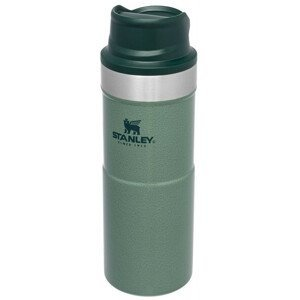Termohrnek Stanley Classic Trigger Action 350 ml Barva: zelená