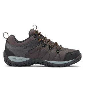 Pánské trekové boty Columbia Peakfeak Venture Lt Velikost bot (EU): 44,5 / Barva: černá