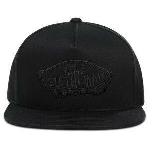Kšiltovka Vans MN Classic Patch Snapback Barva: černá