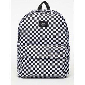 Batoh Vans MN Old Skool Check Backpack Barva: bílá/černá