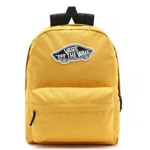Batoh Vans Wm Realm Backpack Barva: žlutá