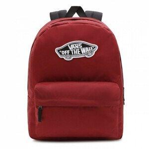 Batoh Vans Wm Realm Flying V Backpack Barva: růžová