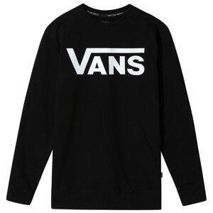 Pánská mikina Vans MN Vans Classic Crew II Velikost: L / Barva: černá