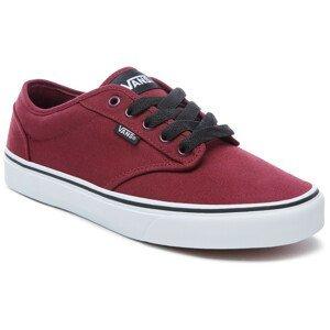 Pánské boty Vans MN Atwood Velikost bot (EU): 42 / Barva: červená