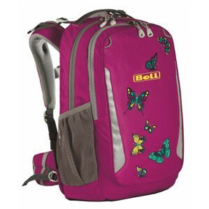 Školní batoh Boll School Mate 20 Butterflies Barva: růžová