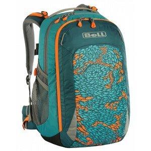 Školní batoh Boll Smart 24 Fish Barva: tyrkysová