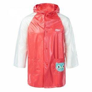 Dětská pláštěnka Bejo Cozy Raincoat Kids Velikost: 122-128 / Barva: růžová