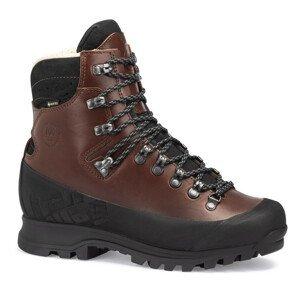 Pánské turistické boty Hanwag Alaska 100 GTX Velikost bot (EU): 44 / Barva: hnědá
