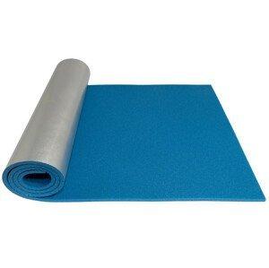 Karimatka Yate 10 tmavě modrá s AL fólií Barva: modrá