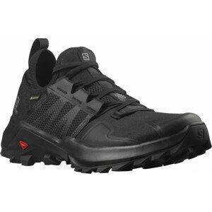 Pánské boty Salomon Madcross Gore-Tex Velikost bot (EU): 46 (2/3) / Barva: černá