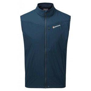 Pánská vesta Montane Alpha Vest Velikost: XL / Barva: modrá