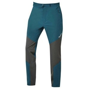 Pánské kalhoty Montane Alpine Edge Pants Velikost: L / Barva: modrá/šedá