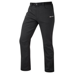 Pánské kalhoty Montane Terra Edge Pants Velikost: L / Barva: černá