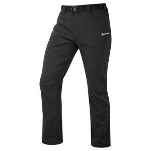 Pánské kalhoty Montane Terra Edge Pants Velikost: XXL / Barva: černá