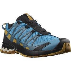 Pánské běžecké boty Salomon Xa Pro 3D V8 Velikost bot (EU): 46 (2/3) / Barva: modrá