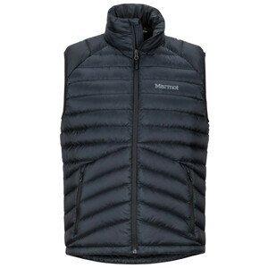 Pánská vesta Marmot Highlander Down Vest Velikost: M / Barva: černá