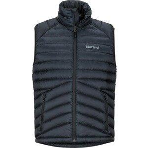 Pánská vesta Marmot Highlander Down Vest Velikost: L / Barva: černá