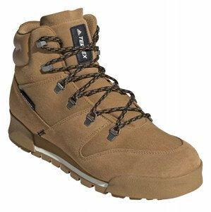 Pánské zimní boty Adidas Terrex Snowpitch Cold.Rdy Velikost bot (EU): 46 (2/3) / Barva: béžová