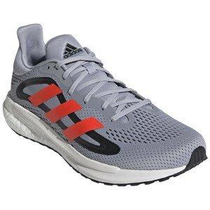 Pánské boty Adidas Solar Glide 4 M Velikost bot (EU): 42 (2/3) / Barva: šedá/oranžová