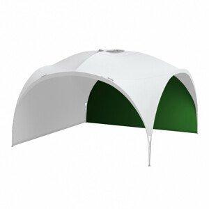 Zástěna k přístřešku Husky Broof L Wall Plain Barva: zelená