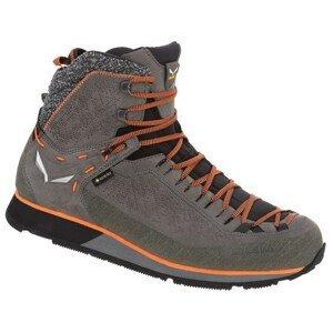 Pánské boty Salewa Ms Mtn Trainer 2 Winter Gtx Velikost bot (EU): 46 / Barva: šedá/oranžová
