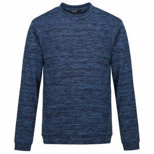 Pánské triko Regatta Leith Velikost: L / Barva: tmavě modrá