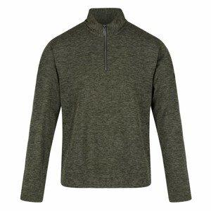 Pánské triko Regatta Edley Velikost: XL / Barva: šedá