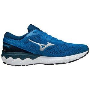 Pánské běžecké boty Mizuno Wave Skyrise 2 Velikost bot (EU): 45 / Barva: modrá