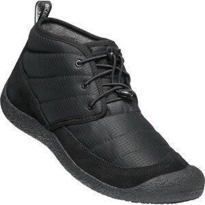 Pánské boty Keen Howser II Chukka Velikost bot (EU): 44,5 / Barva: černá