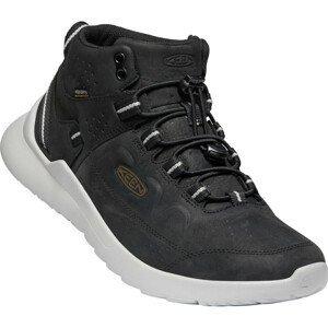 Pánské boty Keen Highland Chukka Wp Velikost bot (EU): 42 / Barva: černá