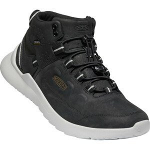 Pánské boty Keen Highland Chukka Wp Velikost bot (EU): 43 / Barva: černá