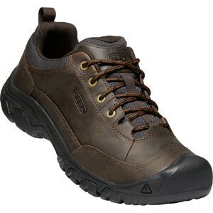 Pánské boty Keen Targhee III Oxford Velikost bot (EU): 45 / Barva: hnědá