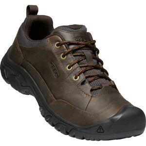 Pánské boty Keen Targhee III Oxford Velikost bot (EU): 44,5 / Barva: hnědá