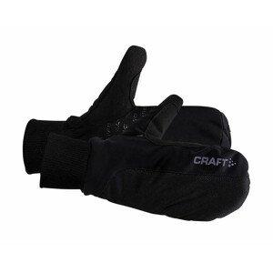 Palčáky Craft ADV Speed Velikost: M / Barva: černá