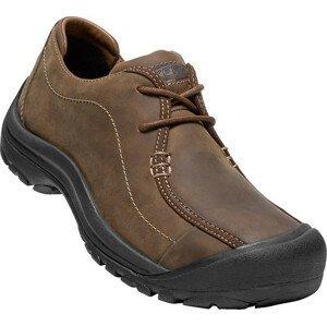 Pánské boty Keen Portsmouth II Velikost bot (EU): 44,5 / Barva: hnědá