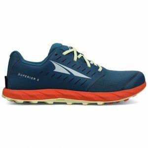 Pánské běžecké boty Altra Superior 5 Velikost bot (EU): 42,5 / Barva: modrá/oranžová