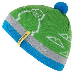 Dětská čepice Sensor Bear Barva: zelená