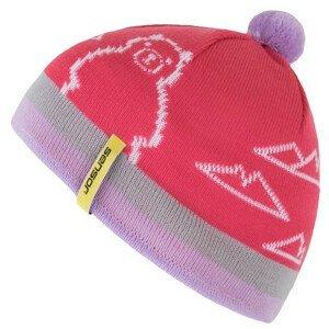 Dětská čepice Sensor Bear Barva: růžová