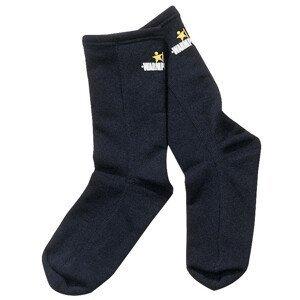 Ponožky Warmpeace Powerstretch Velikost: XL / Barva: černá