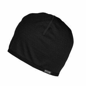 Čepice Regatta Merino Hat Velikost: L-XL / Barva: černá