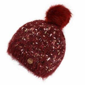 Čepice Regatta Lorelai Hat III Barva: červená
