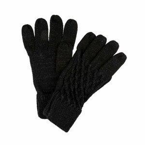 Rukavice Regatta MultimixGlove III Velikost rukavic: S/M / Barva: černá